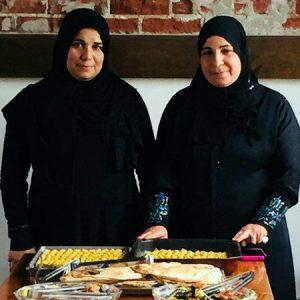 Iman & Najlaa
