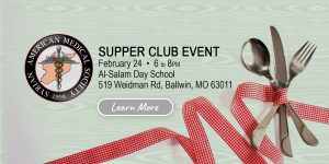 SAMS Supper Club Event