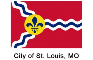 St. Louis City Flag