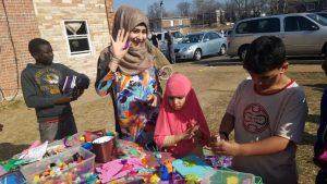 St. Louis Nextdoor Member Rallies 100+ Neighbors to Help Refugee Families