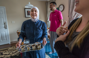 Welcome Neighbor STL provides an array of help to Syrians