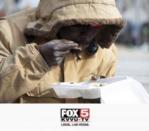 FOX 5 Las Vegas covers Welcome Neighbor STL