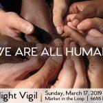 Candlelight Vigil to Condemn Terrorist Attacks in New Zealand