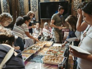Syrian Refugee Mawda Altayan Has Found Community in St. Louis Through Her Food