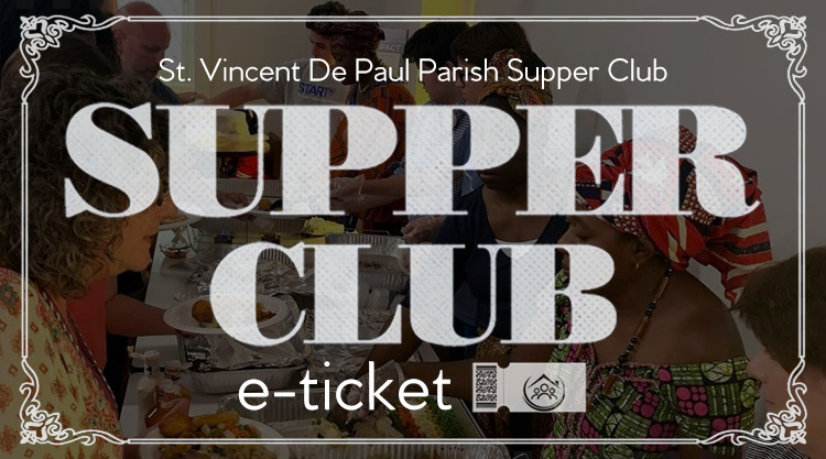 St. Vincent De Paul Parish Supper Club