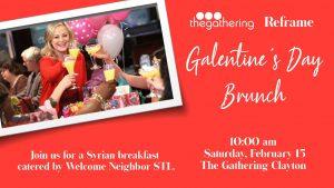 Galentine's Day Brunch
