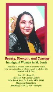 Beauty, Strength, and Courage