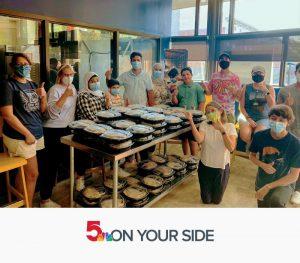 09/28/2020 | KSDK National Neighbor Day Segment - featuring the Welcome Neighbor STL Drive-Thru Supper Club Events