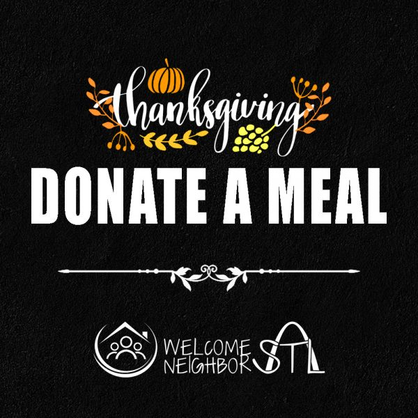 Thanks Giving Donate a Meal