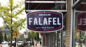 American Falafel - University City