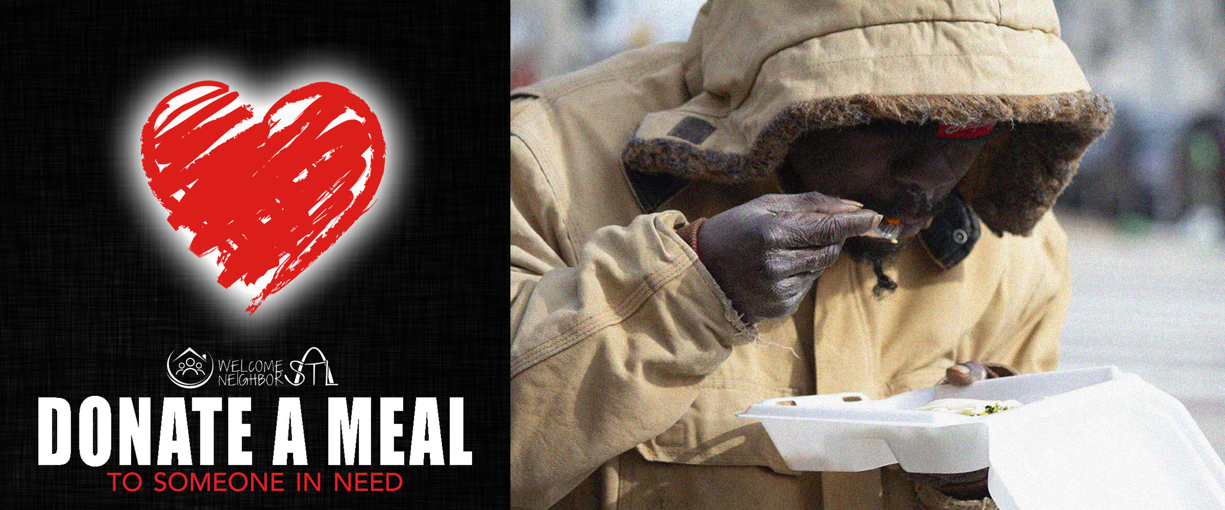 Donate a Meal to Someone in Need