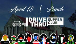 April 18 Supper Club Event