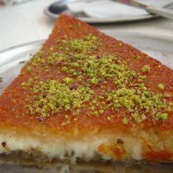Knafeh Dessert - September 12 Supper Club