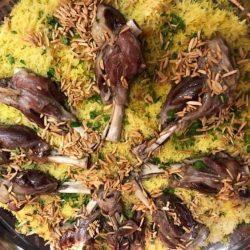 Mendi Rice & Chicken - September 25