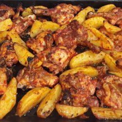 Oven Chicken - September 12 Supper Club